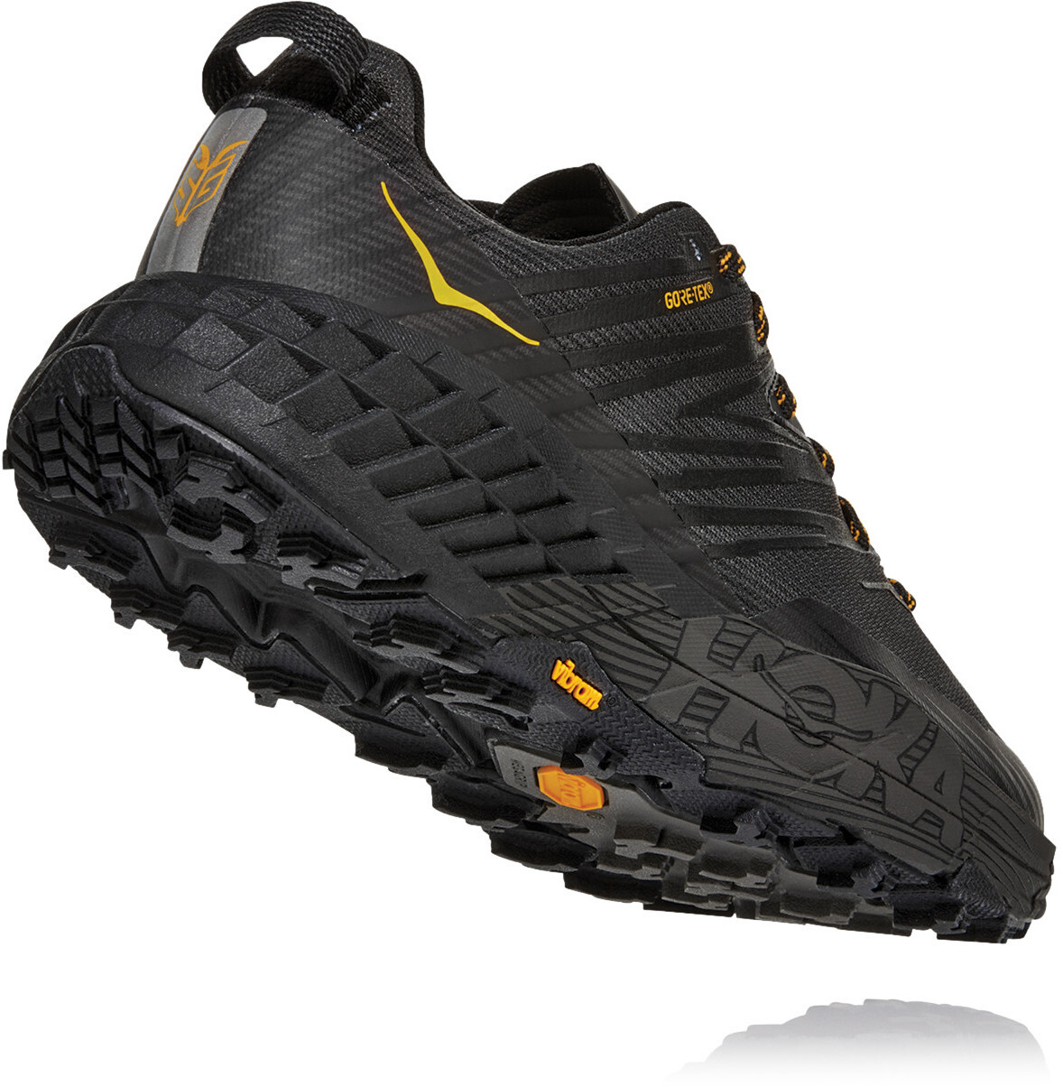 Hoka One One Speedgoat 4 GTX Scarpe Uomo, anthracite/dark gull grey su Addnature ecWHx